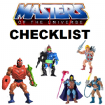 Masters of the Universe Checklist
